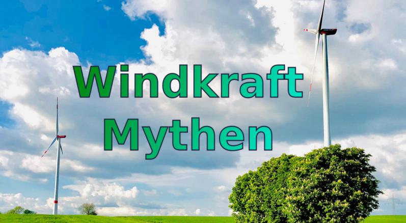 Windenergie-Mythen
