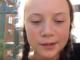 Erstes Interview Janine O'Keeffe mit Greta Thunberg