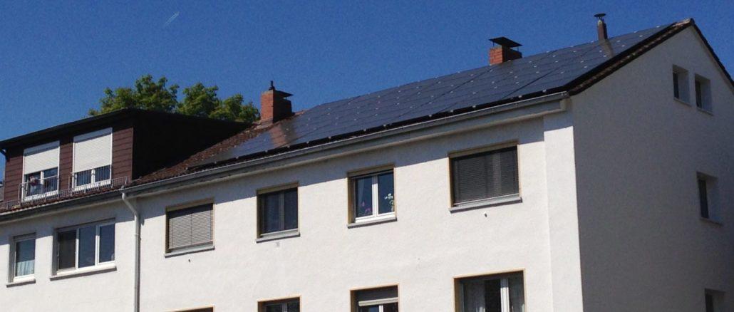 Energiewende im Mehrfamilienhaus